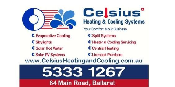 Celsius Heating Cooling Ballarat Celsius Heating Cooling